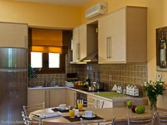 3 bedroom home in Rethymno to rent from £603 pw. With balcony/terrace, air con, TV and DVD.