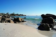 Strände in Kapstadt: Clifton