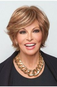 City Life by Raquel Welch Wigs - Lace Front, Monofilament Wig