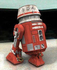 r7 units pinterest | Star Wars - Astromech Droids on Pinterest | Star Wars, Clone Wars and ...