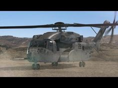 Sikorsky - CH-53K King Stallion Heavy Lift Helicopter Combat Simulation [720p] - YouTube