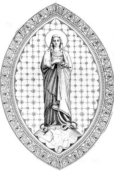 All about Mary.   The Image