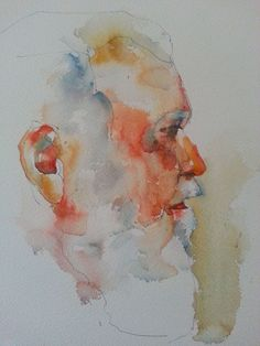 Binary Colors - Paintings by Michele Clamp: Charles Reid - Watercolor Solutions Exercise