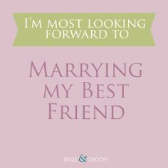 I bet you are! #Weddings