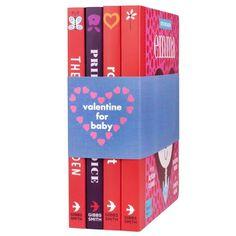 Babylit Valentine Set Romeo & Juliet: A Counting Primer The Secret Garden: A Flowers Primer Emma: An Emotions Primer Pride & Prejudice: A Counting Primer