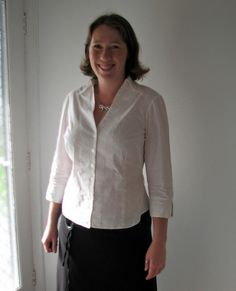 Pattern Reviews> New Look> 6407 (Misses' Shirts)