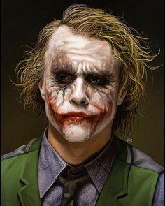 The Joker Heath Ledger Wallpapers Wallpapers) – Art Wallpapers Joker Heath, Heath Ledger Joker Makeup, Heath Ledger Joker Wallpaper, Le Joker Batman, Der Joker, Joker Art, Joker And Harley Quinn, Joker Ledger, Batman Robin