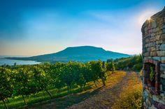 Badacsony, Hungary, Lake Balaton