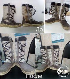 """Чистка, ремонт и окрас обуви в """"Клин Эксперт""""👠👢👞👡 Ваши туфли, сапоги, ботинки, онучи, кроссовки станут как новые!  🚙 Ждем вас: ул. Моисеенко, д. 24 в любой день с 9:00 до 21:00. ☎ Звоните: +7 (812) 748-27-64 и заказывайте бесплатную доставку!  #cleanexpert #клинэксперт #спб #spb #санктпетербург #осень"""