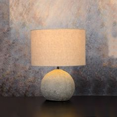 Are you interested in our Table Lamp? With our Standard table lamp you need look no further. Circular Table, Concrete Lamp, Direct Lighting, Incandescent Bulbs, Lamp Bases, Kugel, Conservatory, Soft Furnishings, Living Room
