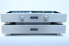Pi Greco PBG Referimento reference preamplifier with separate power supply