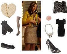 There is something about the Gossip Girl style that is just so cute!    Blair Waldorf Style- Steal Their Style and Gossip Girl