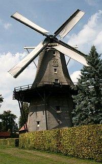 Molen De Zandhaas - Santpoort-Noord
