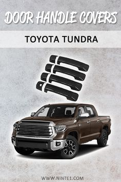 Must have car customization and decoration accessories. The little things also count! For a more comfortable grip and a different look, trust in door handle covers! Mirror Door, Must Have Car Accessories, Toyota Tundra, Custom Cars, Decorative Accessories, Door Handles, Count, Decoration, Dekoration