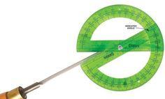 Protractor Angle Gauge: