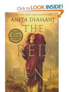The Red Tent: A Novel: Anita Diamant: 9780312427290: Amazon.com: Books