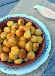 Kuleczki ziemniaczane (Dufinki)
