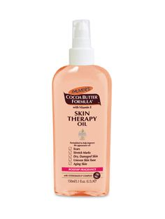 Palmer's Cocoa Butter Formula Skin Therapy Oil with a Rosehip #ValentinesDay