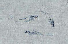 beautiful embroidery  Marie-Thérèse Saint-Aubin
