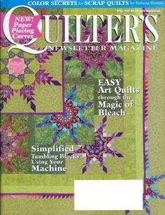 Quilters Newsletter № 391, 2007