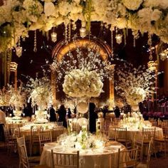 Ivory And White Are Great Colors For Wedding Centerpieces Reception Table Decorations Re
