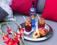 Pinnacle® Peach Cocktail