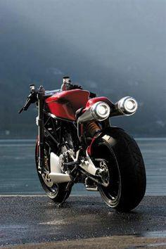 Retour sur la Ducati 1000 Miles Lazareth - 1000 cm3 - Ducati - Tuning - Caradisiac Moto - Caradisiac.com