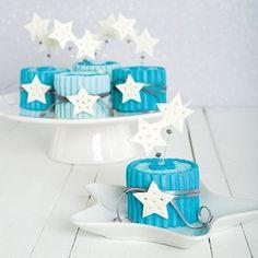 Make these fantastic Celebration Mini Cakes! Edible Creations, Edible Art, Mini Cakes, Celebration, Baking, Projects, Log Projects, Blue Prints, Bakken