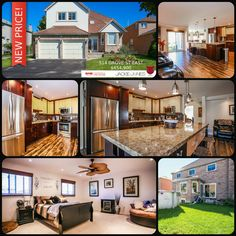 NEW PRICE! SPACIOUS 2896 SQ FT HOME LOCATED IN BARRIE'S EAST END IS SURE TO IMPRESS.  LOTS OF UPDATES INCLUDIING NEW GRANITE KITCHEN WITH 9 FT GRANITE ISLAND W PREP SINK. TANKLESS WATER HEATER 2010, METAL ROOF 07(LIFETIME WARRANTY), NEW WINDOWS, NEW PLUMB