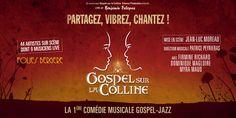 """Europe 1 partenaire de """"Gospel sur la Colline"""""""