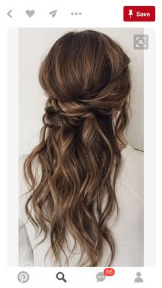 Formal short hairstyle