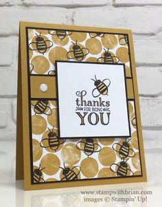 Me=Grateful, Garden in Bloom, Scerene Scenery Designer Series Paper Stack, Stampin' Up!, Brian King, Delightful Dijon
