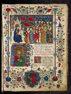 Chambéry, Bibl. mun., ms. 0004, f. 009 - vue 1