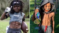 BEWARE! Usain Bolt, This 7-Year-Old Athlete Can Give You A Run For Your Money Wonder Boys, How To Read People, Living Under A Rock, Fastest Man, Usain Bolt, 7 Year Olds, Working Woman, One In A Million, American Football
