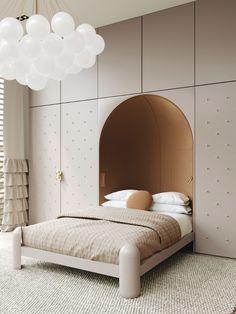 2 Exquisite Turkish Villas That Make You Hunger For Luxury Interior Exterior, Home Interior Design, Sophisticated Bedroom, Bedroom Corner, Kids Room Design, Kids Bedroom Designs, Girl Room, Sofa Design, Bedroom Decor