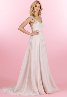 Hayley Paige Wedding Dress  Found the dress now if I just had the ring.