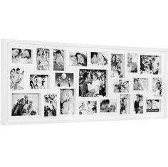 Painel de Fotos Widescreen 1 (10x15cm) Branco para 23 Fotos - Artimage - Submarino.com
