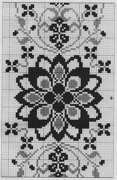 @nika Cross Stitching, Cross Stitch Embroidery, Embroidery Patterns, Knitting Charts, Knitting Patterns, Crochet Patterns, Cross Stitch Designs, Cross Stitch Patterns, Crochet Sweater Design