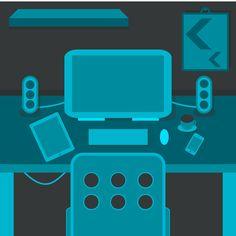 Project made in Assembly  #assembly #digital #digitalart #blue #desktop #modern #devices #desk #design #designer #web #art