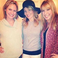 """Pin for Later: The Full House Cast Really Loves One Another in Real Life  Jodie: """"Throwback with my girls!"""""""