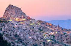Most Unforgettable World Heritage Sites –   Cappadocia, Turkey (Photo: Boris Stroujko/Shutterstock)