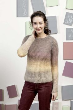 LANGYARNS FATTO A MANO 245 - COLLECTION # 58 Mohair Luxe