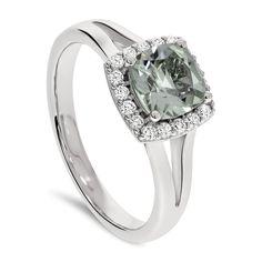 Nerastro Grønn Ametyst   Tesori Diamanter