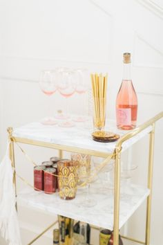 These IKEA Wedding Hacks Will Save You Some Serious Dough via Brit + Co