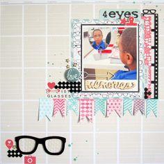 4 Eyes - Scrapbook.com