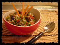 Fantasia d'Orzo in insalata tiepida ~ Fabio Barbato Personal Chef