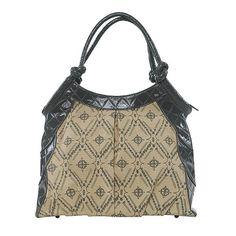 Amykathryn Tulip Shoulder Style Diaper Bag - Grey