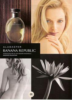 Женская парфюмированная вода Alabaster от Banana Republic -  #BananaRepublic #parfum #perfume #parfuminRussia #vasharomatru