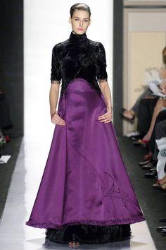 Ralph Rucci #VogueRussia #readytowear #rtw #springsummer2007 #RalphRucci #VogueCollections