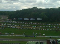Brands Hatch on Mini Day